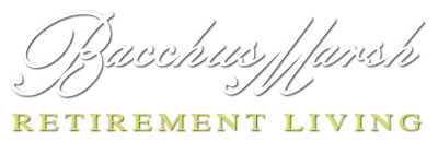 Bacchus Marsh Retirement Living Logo